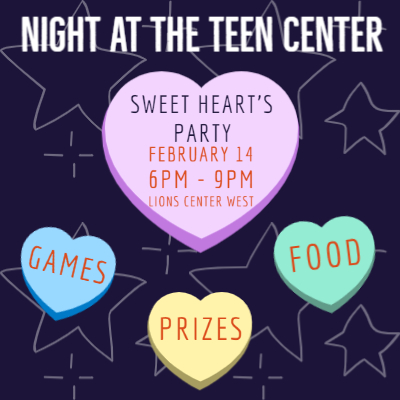 CSD-Sweet Hearts Party