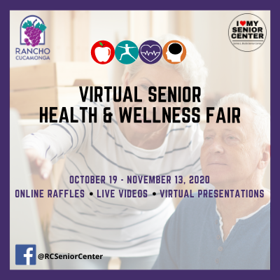 CSD-Virtual Health Fair