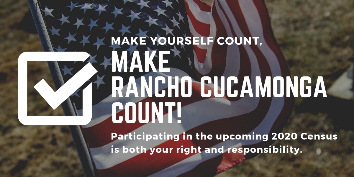 2020 Census - Rancho Cucamonga