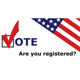 CCO - Are you registered to vote?