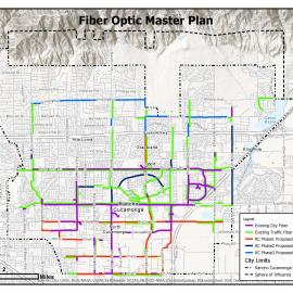 Fiber Optic Master Plan