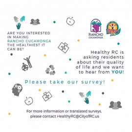 Healthy RC - Quality of Life Survey