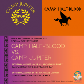 Tween Camp Half Blood