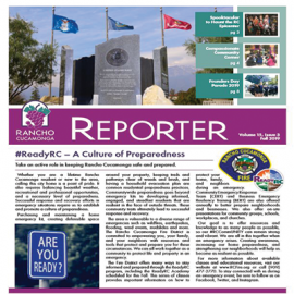 Rancho Reporter Fall 2019