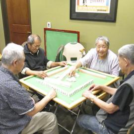 CSD - Senior Center Month Game Night