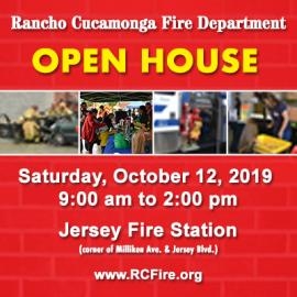 RCFD Open House 2019