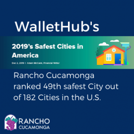 WalletHub's Safest Cities in America