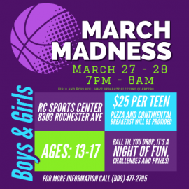 CSD-March Madness