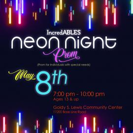 CSD-IncredABLES Neon Night Prom