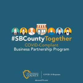 SB County Compliant Business Partnership Program