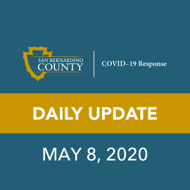 Daily Update May 8th