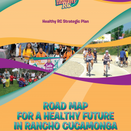 Healthy RC Strategic Plan Cover