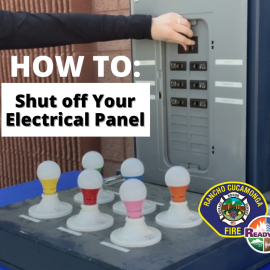 HOW TO: Shut off Electrical Panel
