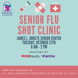 Senior Flu Shot Clinic