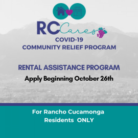 RC Cares Emergency Rental Assistance - apply beginning October 26