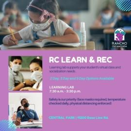 CSD-RC Learn and Rec