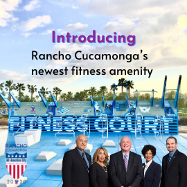 City Council Introduces Rancho Cucamonga's newest fitness amenity Fitness Court at Central Park