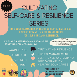 Self-Care Series